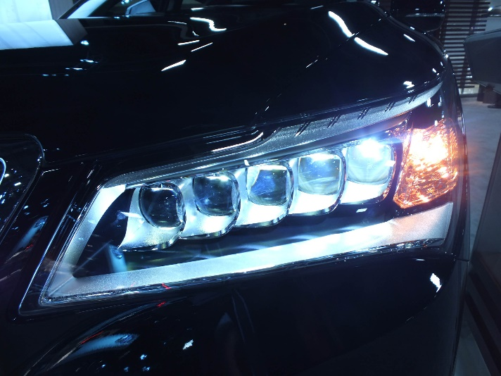 Northampton Headlight Restoration